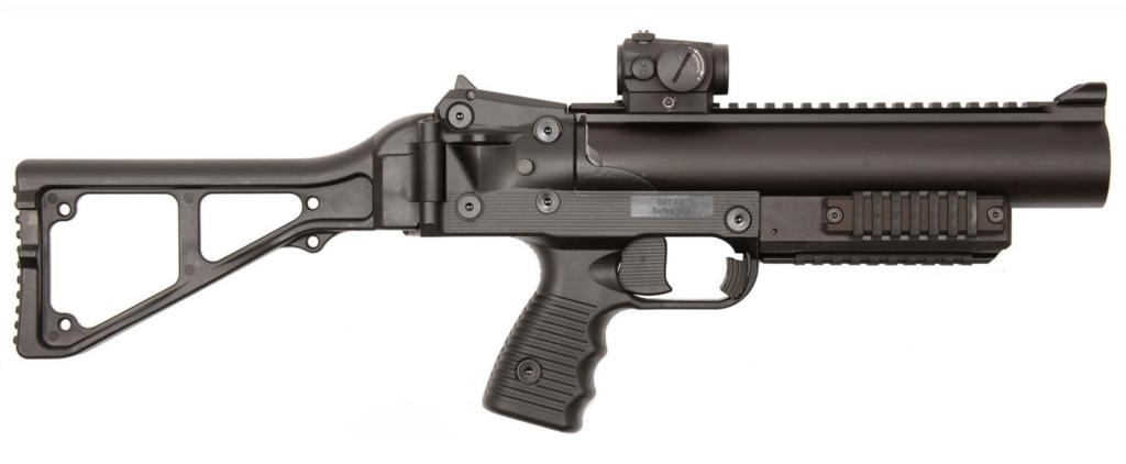 LBD GL-06 Maintien de l'ordre