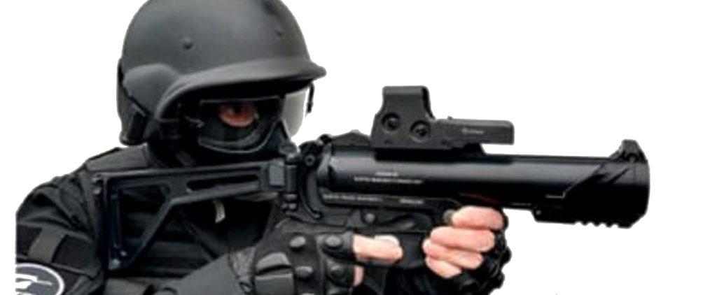 LBD COUGAR Maintien de l'ordre